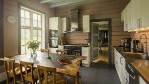 Skrivergaarden kjøkken