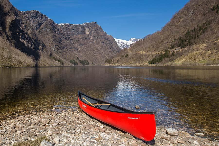 Skrivergaarden kano og kajakk