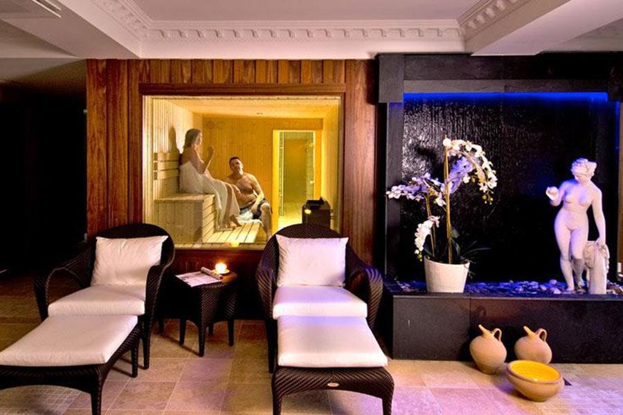 Skrivergaarden Badehuset nordfjord hotel scandic spa